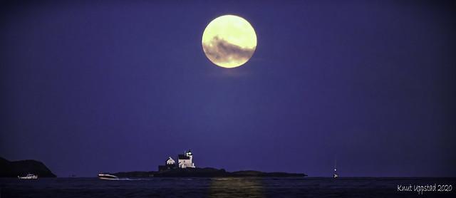 Grønningen lighthouse