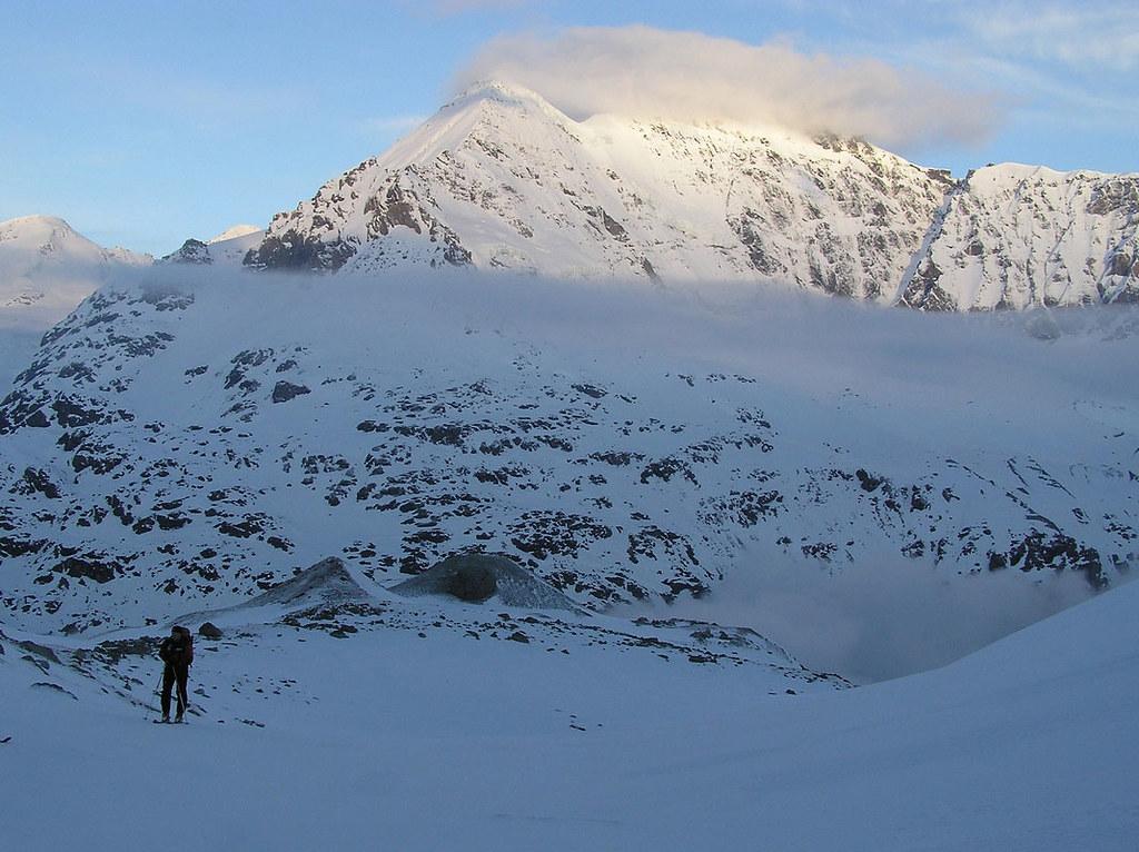Pigne Arolla, Day 5 H.R. Chamonix-Zermatt Walliser Alpen / Alpes valaisannes Schweiz foto 14
