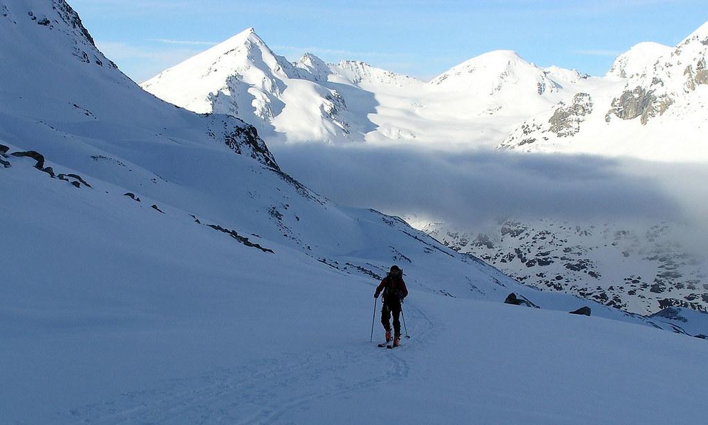 Pigne Arolla, Day 5 H.R. Chamonix-Zermatt Walliser Alpen / Alpes valaisannes Švýcarsko foto 01