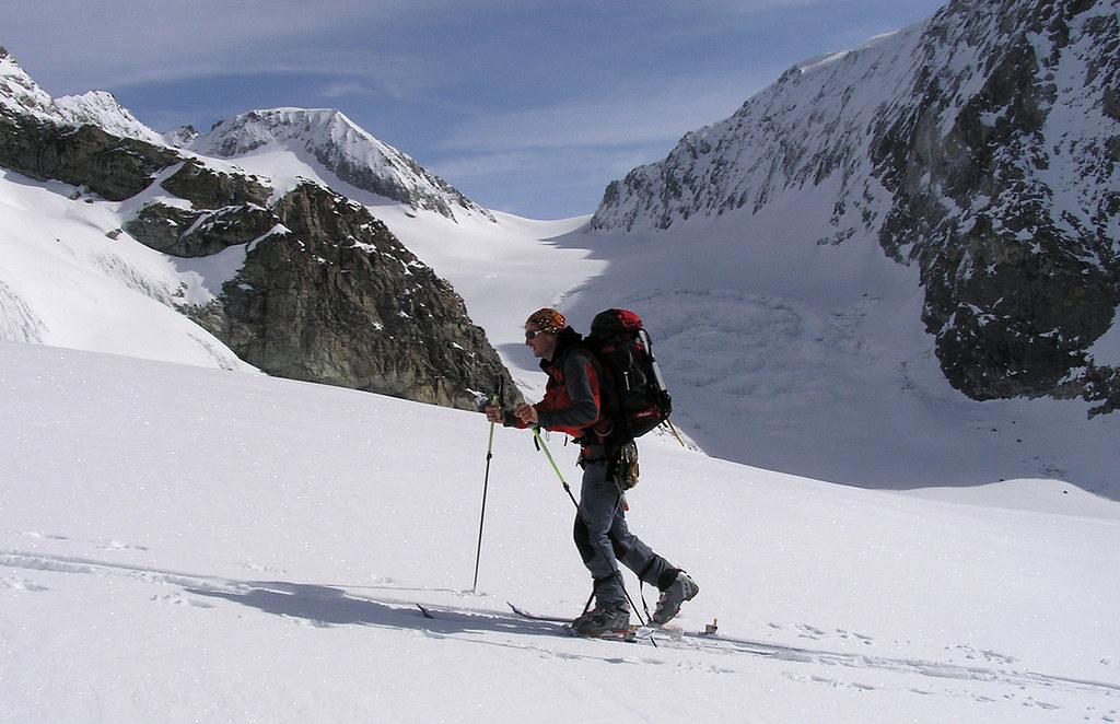 Pigne Arolla, Day 5 H.R. Chamonix-Zermatt Walliser Alpen / Alpes valaisannes Schweiz foto 28