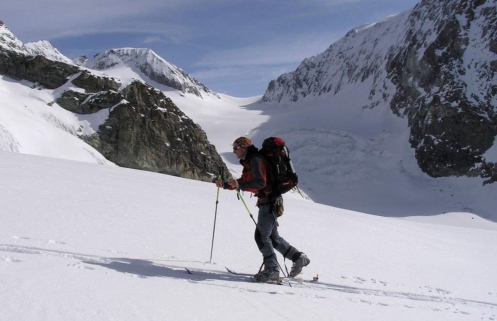 Pigne Arolla, Day 5 H.R. Chamonix-Zermatt Walliser Alpen / Alpes valaisannes Švýcarsko foto 28