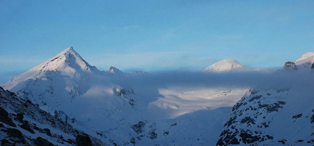 Pigne Arolla, Day 5 H.R. Chamonix-Zermatt Walliser Alpen / Alpes valaisannes Švýcarsko foto 19