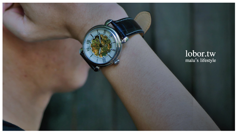 LOBOR機械錶-9
