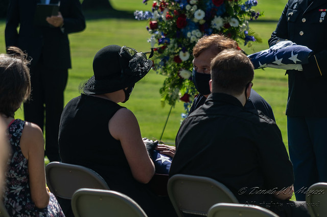 Corrections Officer's Funeral