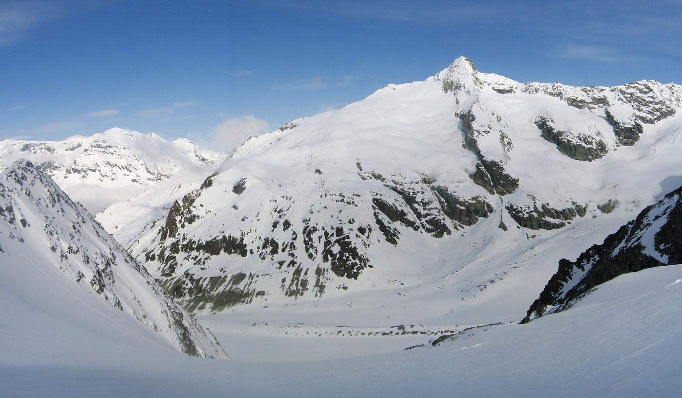 Pigne Arolla, Day 5 H.R. Chamonix-Zermatt Walliser Alpen / Alpes valaisannes Schweiz panorama 51