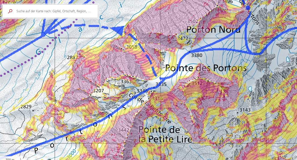 Pigne Arolla, Day 5 H.R. Chamonix-Zermatt Walliser Alpen / Alpes valaisannes Schweiz foto 07