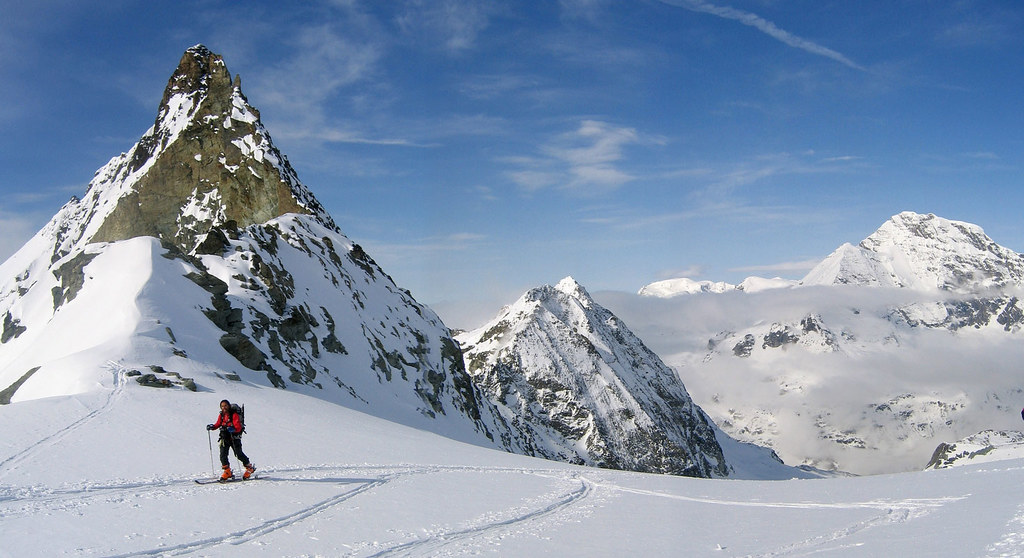 Pigne Arolla, Day 5 H.R. Chamonix-Zermatt Walliser Alpen / Alpes valaisannes Schweiz foto 54