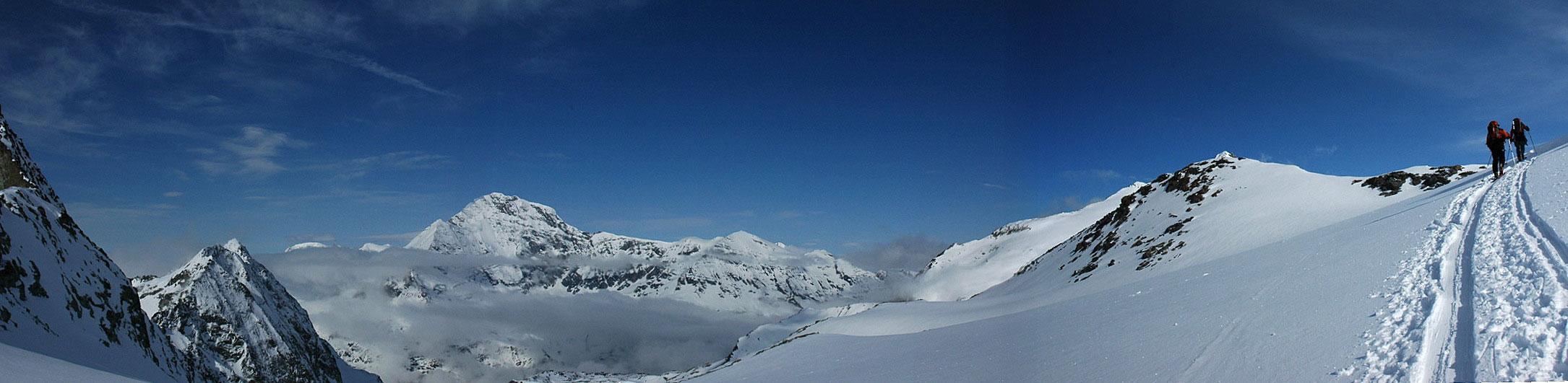 Pigne Arolla, Day 5 H.R. Chamonix-Zermatt Walliser Alpen / Alpes valaisannes Schweiz panorama 53