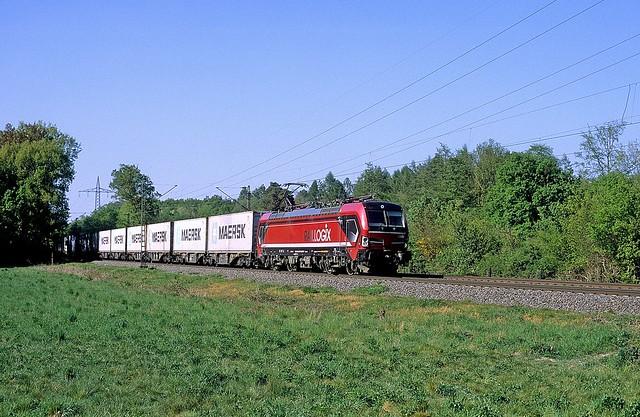 193 627  bei Ratingen - Lintorf  26.04.20