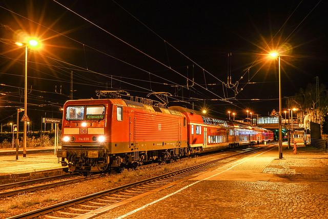 114 039 DB Regio AG | Falkenberg | September 2020