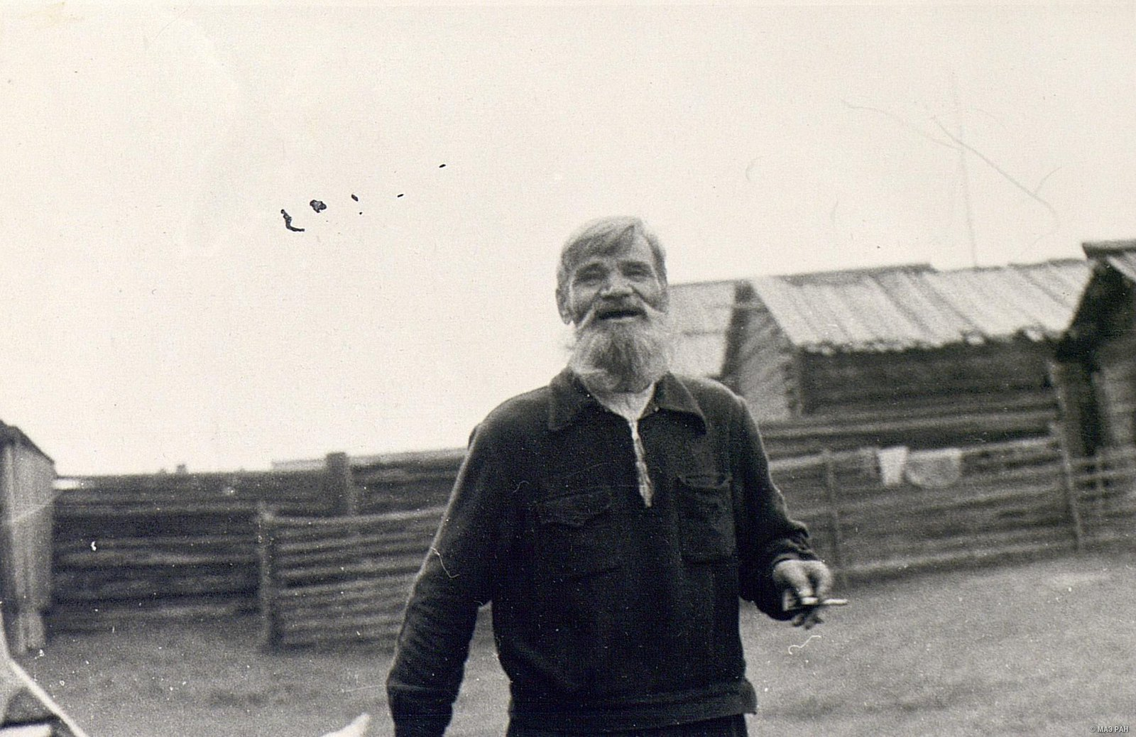 Колхозник Д.Ф. Маслий