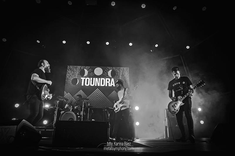 Toundra despierta a Barcelona en las Nits del Fòrum