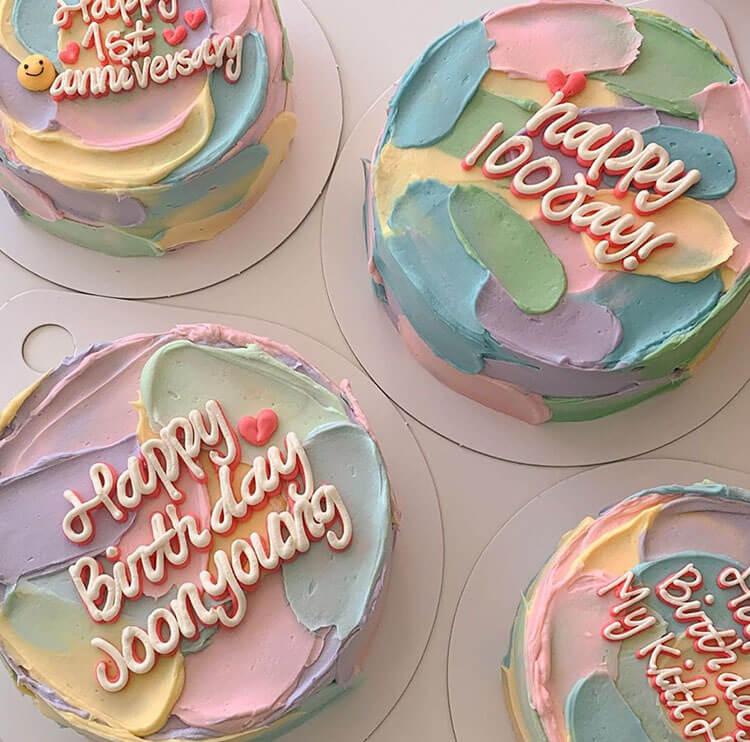 unique cakes design