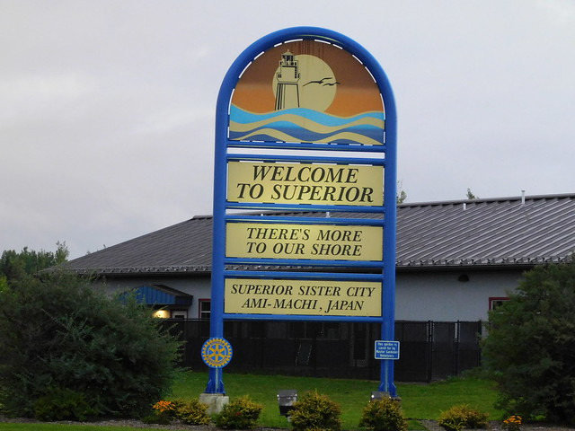 Welcome to Superior, Wisconsin