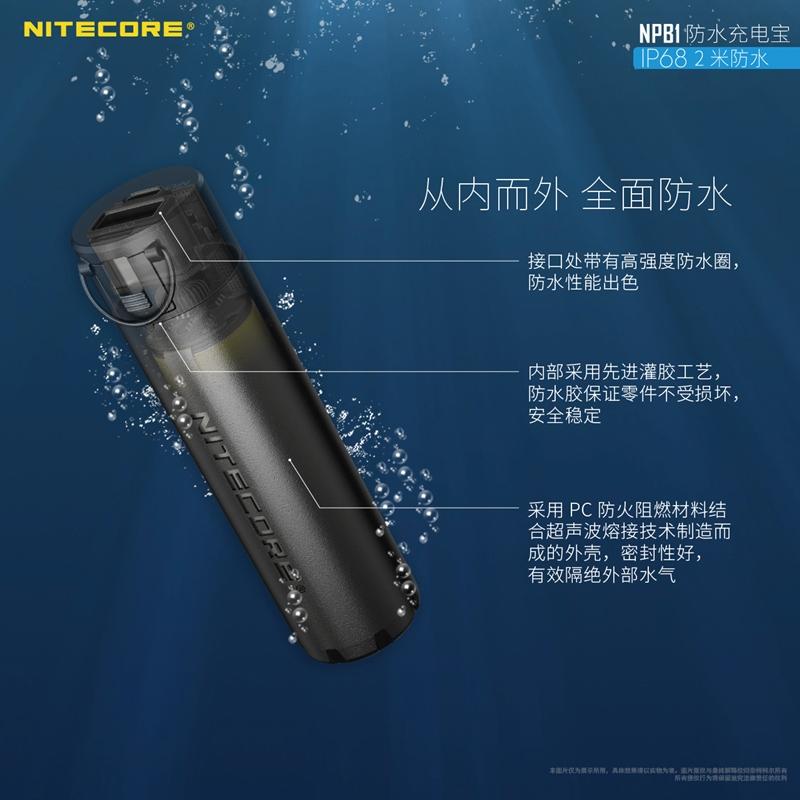 Nitecore NPB1-2