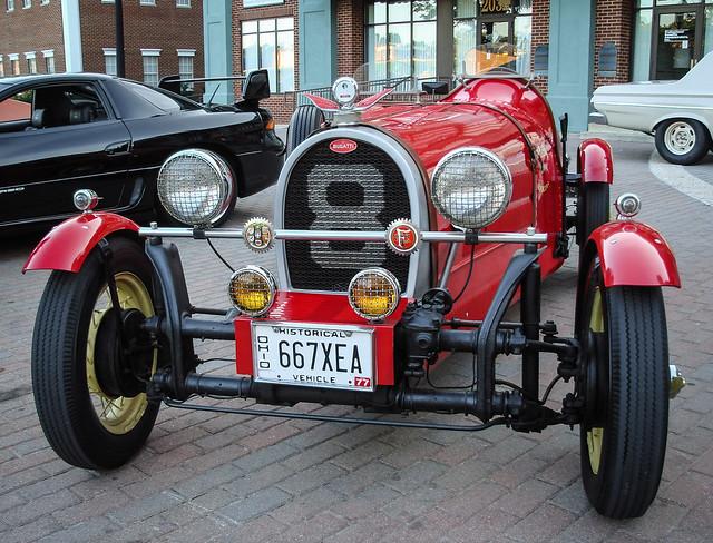 1927 Bugatti