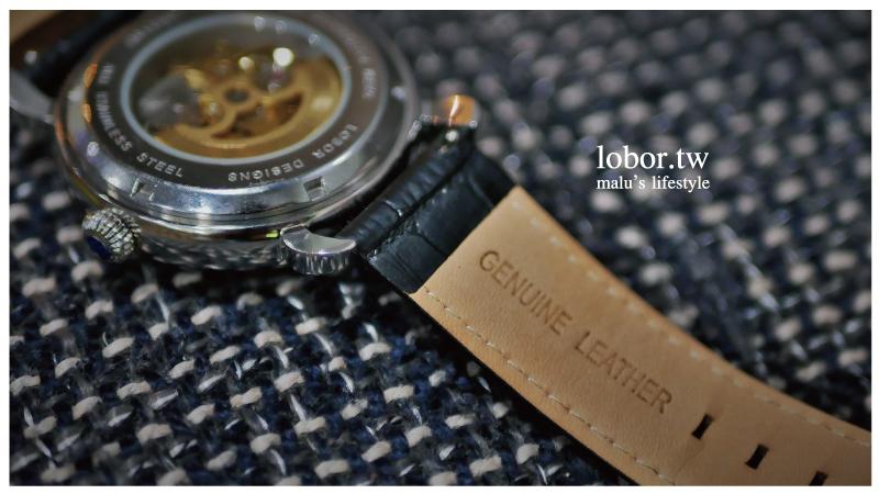 LOBOR機械錶-7