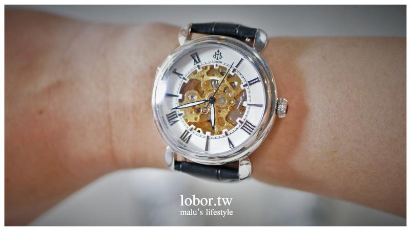 LOBOR機械錶-4