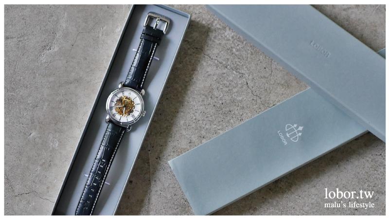 LOBOR機械錶-1