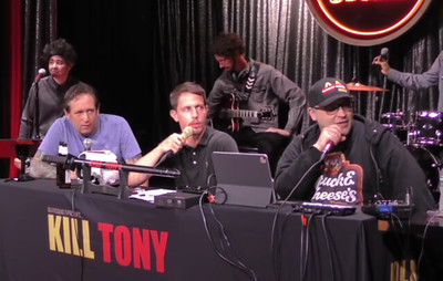 KILL TONY #470 – QUARANTINED #25