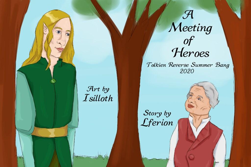 Meeting of Heroes Banner