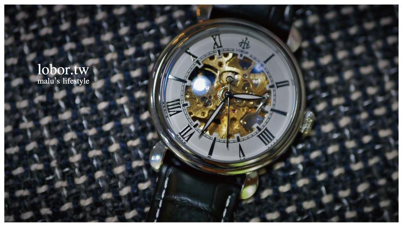 LOBOR機械錶-8