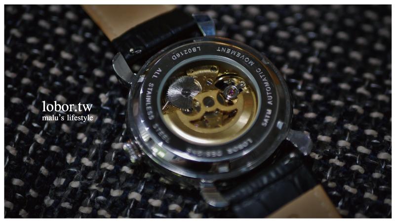 LOBOR機械錶-5