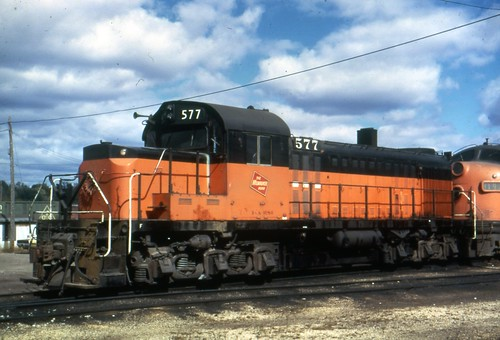 577+119A, maybe in La Crosse?