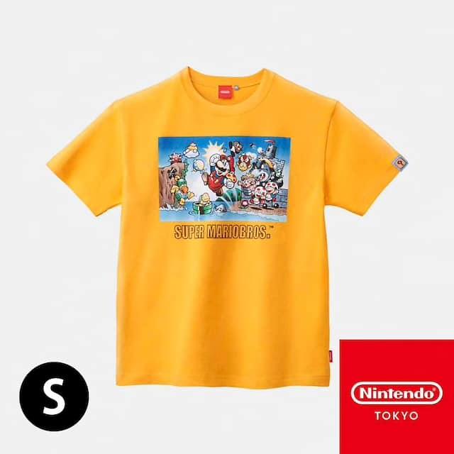 Nintendo TOKYO推出「SUPER MARIO BROS. 35th」多款瑪利歐原創商品 卡帶設計太犯規啦!