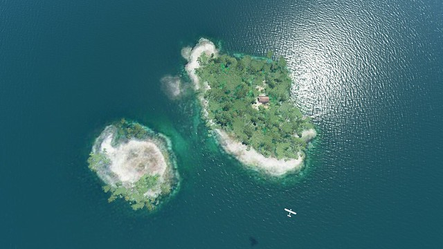 Flying over my books island http://cont3xtbook.co.uk
