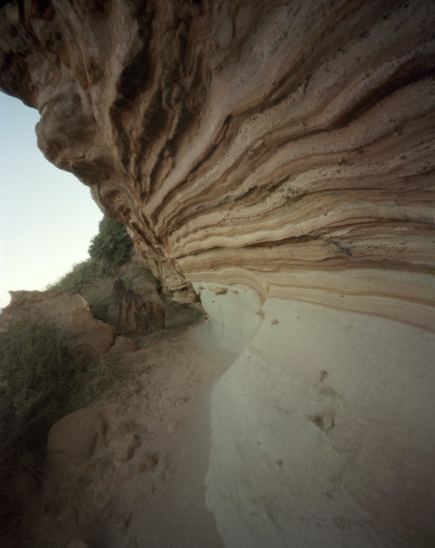 Cliff lines