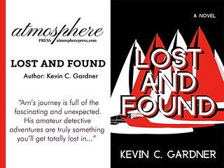 """Thu, 09/03/2020 - 10:15 - An image of the cover of """"LOST AND FOUND"""""""