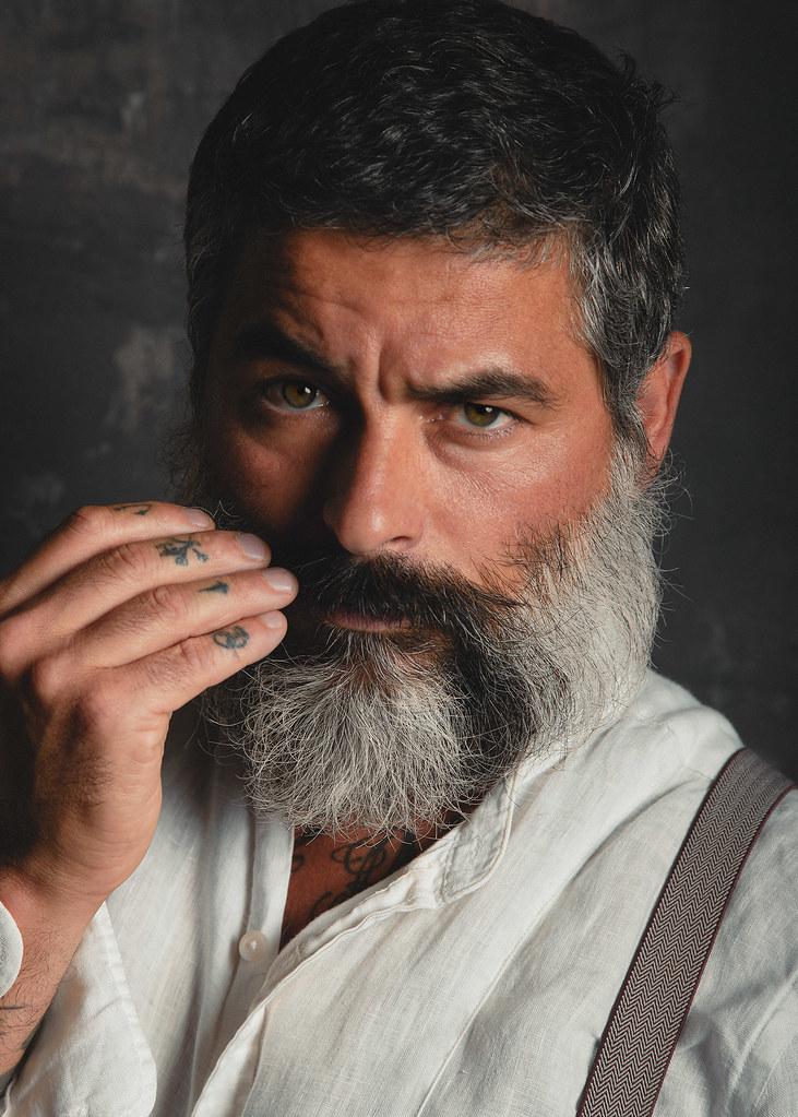 World Beard Day.
