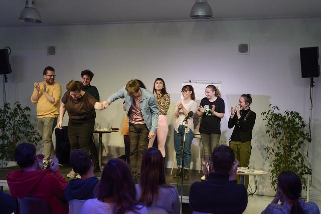 textstrom Poetry Slam Wien - Januar 2020