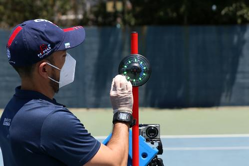 Pruebas morfofuncionales, Federación Nacional de Tenis de Campo