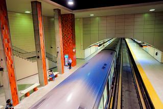 station Rosemont