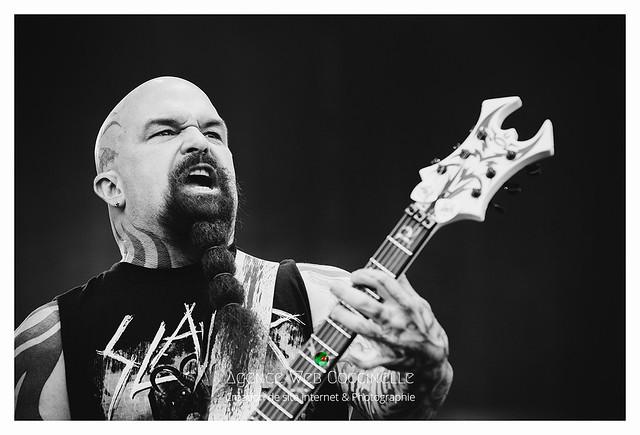 Slayer @ Sonisphere 2011
