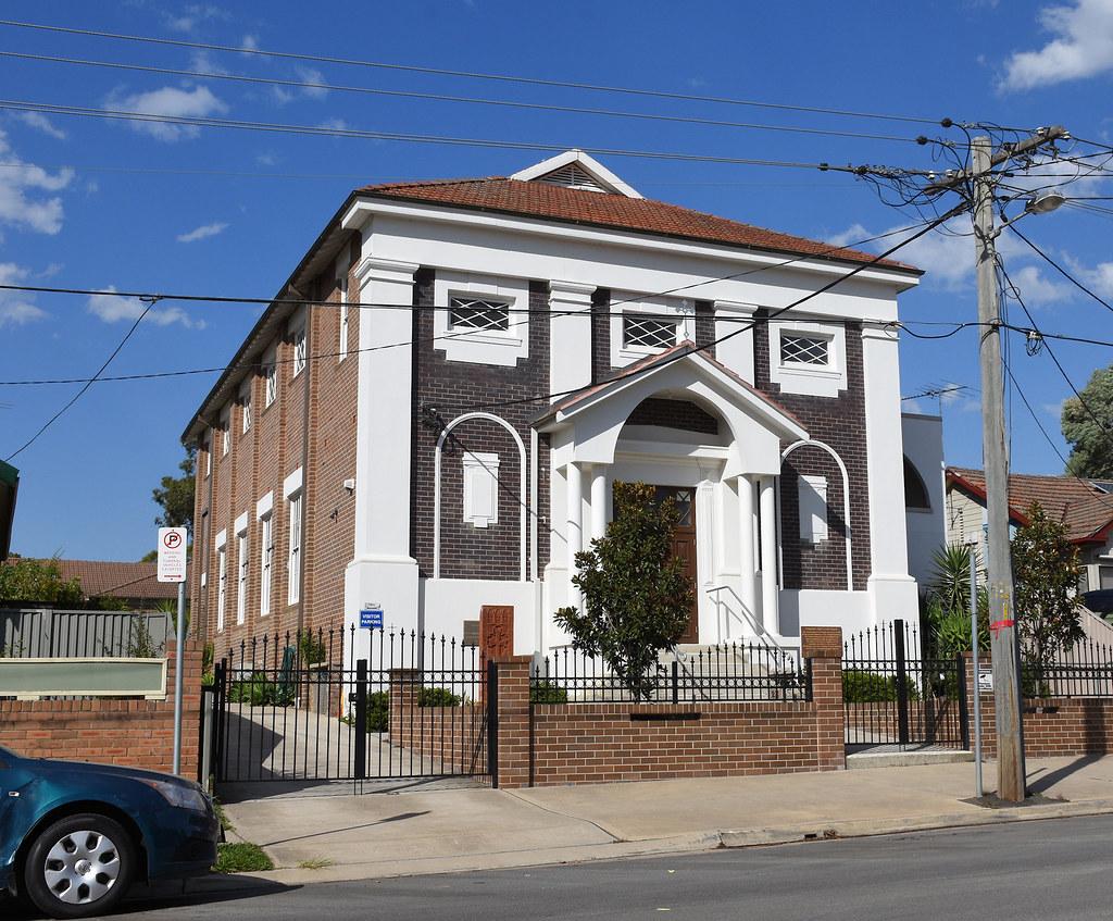 Armenian Apostolic Church of Holy Trinity, Wentworthville, Sydney, NSW.