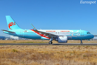 F-WWBP Airbus A320 Neo Loongair