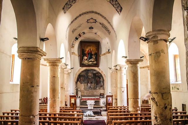Saint Charbel Maad Church Lebanon