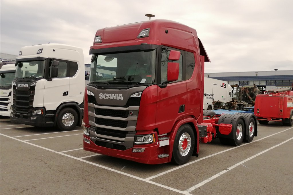 Scania R500NG Wicherson Trading Vollenhove