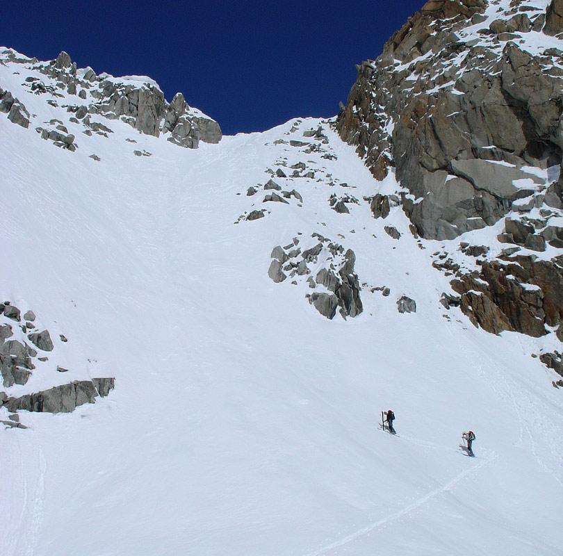 Fenêtre Saleinaz,Day1 H.R. Chamonix-Zermatt Massif Mont Blanc Frankreich foto 17
