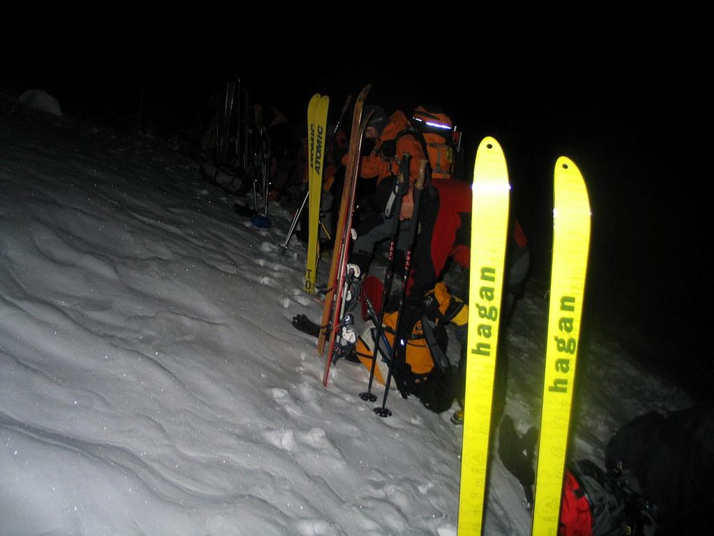 Fenêtre Saleinaz,Day1 H.R. Chamonix-Zermatt Massif Mont Blanc Frankreich foto 06
