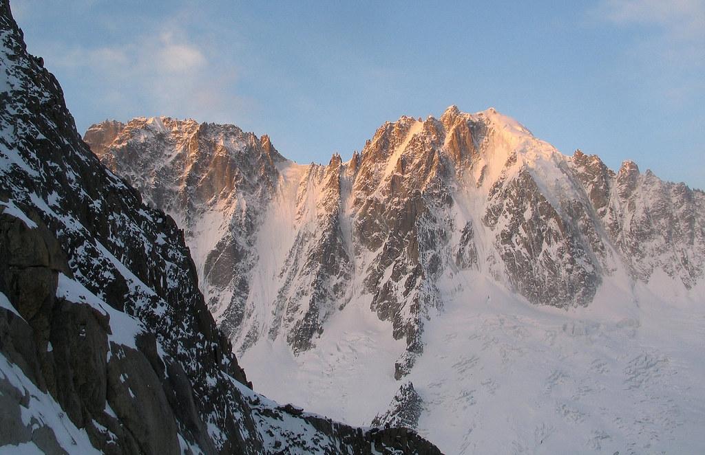Fenêtre Saleinaz,Day1 H.R. Chamonix-Zermatt Massif Mont Blanc Frankreich foto 08