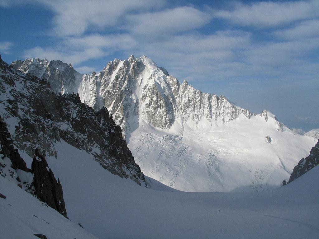 Fenêtre Saleinaz,Day1 H.R. Chamonix-Zermatt Massif Mont Blanc Frankreich foto 11