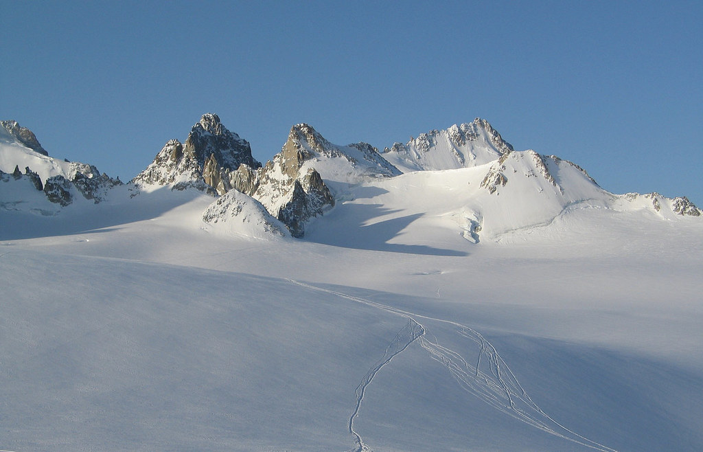 Fenêtre Saleinaz,Day1 H.R. Chamonix-Zermatt Massif Mont Blanc Frankreich foto 37