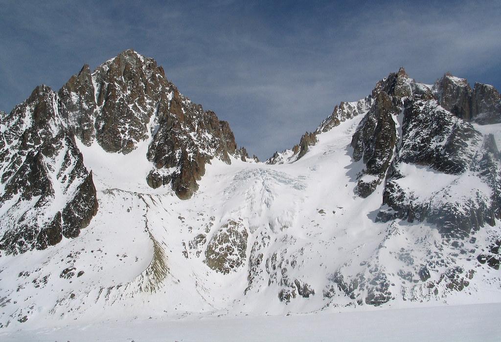 Fenêtre Saleinaz,Day1 H.R. Chamonix-Zermatt Massif Mont Blanc Frankreich foto 10
