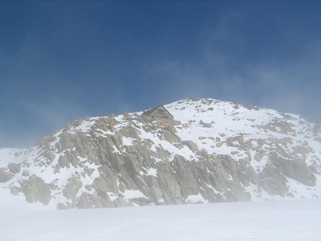 Fenêtre Saleinaz,Day1 H.R. Chamonix-Zermatt Massif Mont Blanc Frankreich foto 36