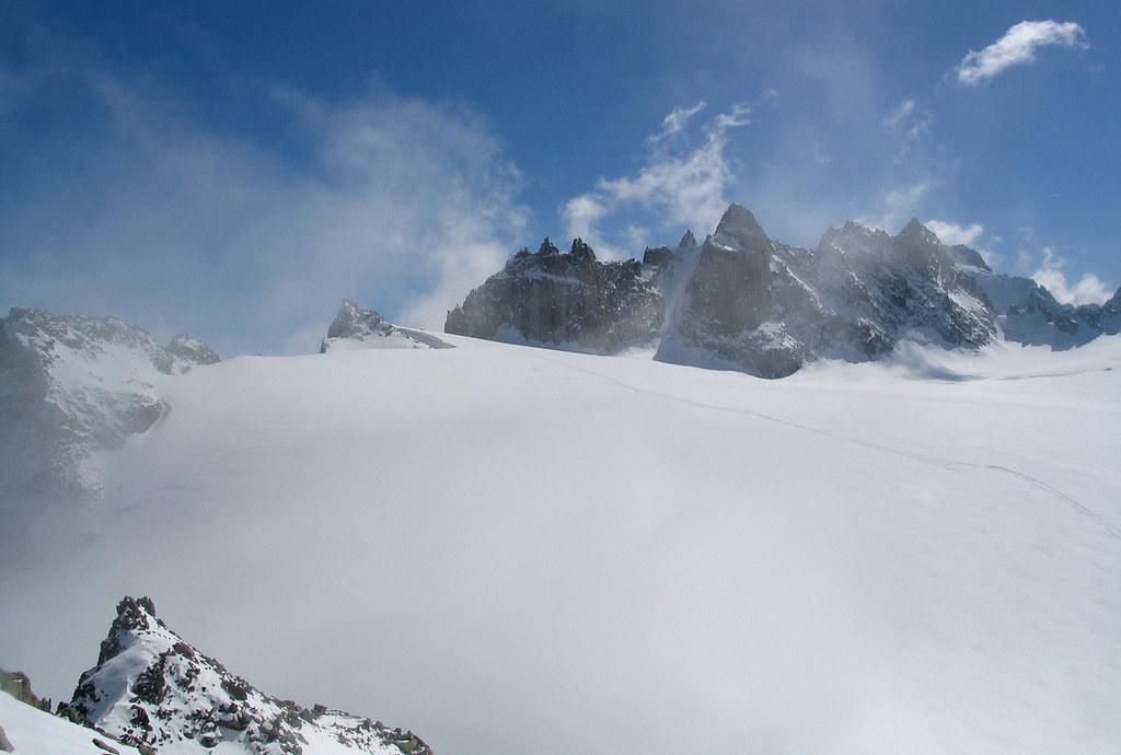 Fenêtre Saleinaz,Day1 H.R. Chamonix-Zermatt Massif Mont Blanc Frankreich foto 26