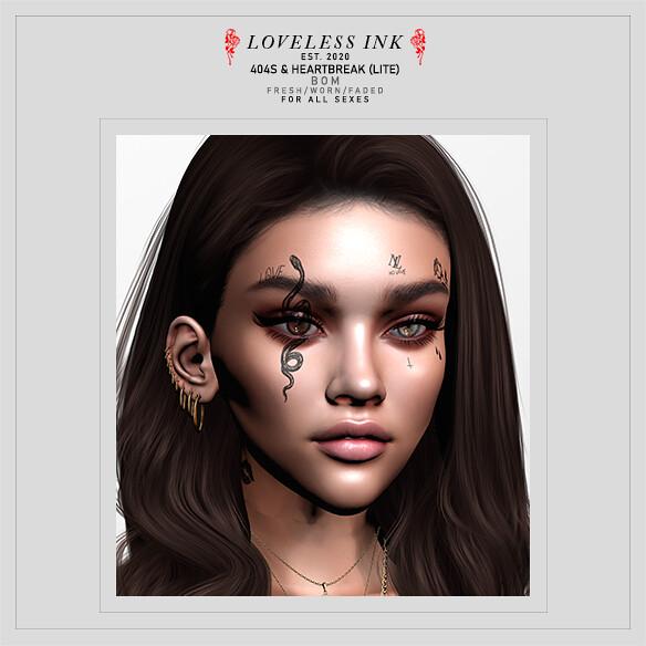 Loveless Ink – 404s & Heartbreak (Lite)